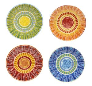 Spainese Tapas Dinner Plate Dinnerware Assorted Designs pictures & photos