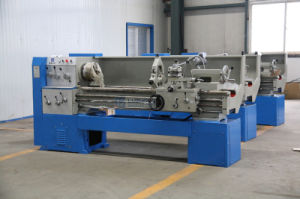 Horizontal Metal Gap-Bed Lathe Machine with Price (C6240 C6250 C6260) pictures & photos