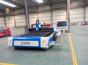 High Performance and Free Maintenance Fiber Laser Cutting Machine pictures & photos