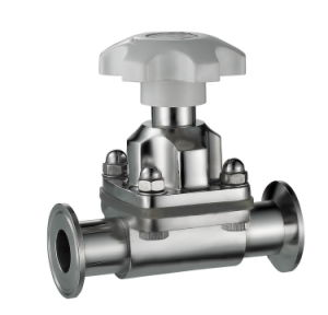 304/316L Sanitary Diaphragm Valve (DYTV-010) pictures & photos