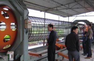 Steel Wire Cage Maker (KZ2000)