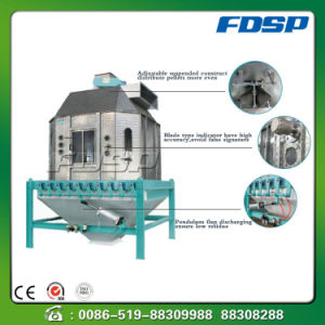Stainless Steel Octagon Type Wood Pellet Cooling Machine pictures & photos
