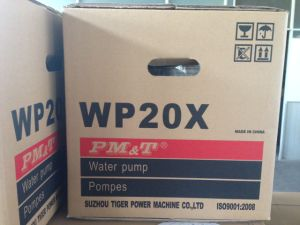 Gasoline Water Pumps for Agricultural Use (WP20X) pictures & photos