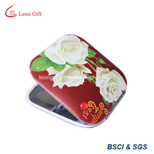 Beautiful Flower Red Makeup Mirrors on Sale pictures & photos