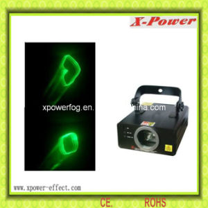 Singer Head Green 3D Beam Laser Light (D-50G-3D)