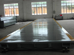 Weighbridge (SCS(10T-150T))