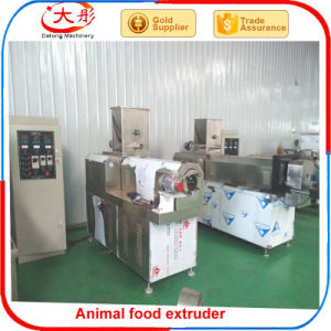 250kg/H Pet Food Pellet Machine Supplier pictures & photos
