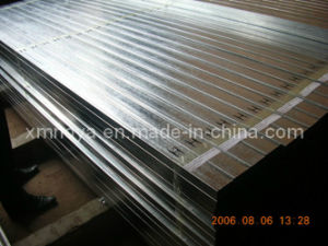 Wall Partition Material Metal Building Stud / Track Steel Profile pictures & photos