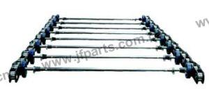 Heavy Duty&High Gradient Escalator Step Chain P=135