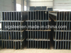 Profile Steel in H Shape pictures & photos