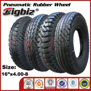 13 Inch Pneumatic Rubber Wheel Tire/Tyre for Wheelbarrow pictures & photos