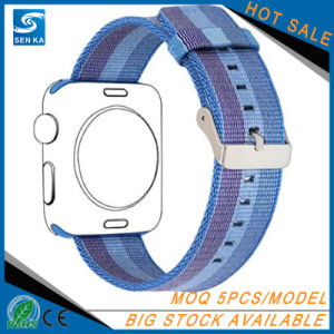 2017 New Hybrid Bracelet Strap Nylon Watch Band for Apple Watch pictures & photos