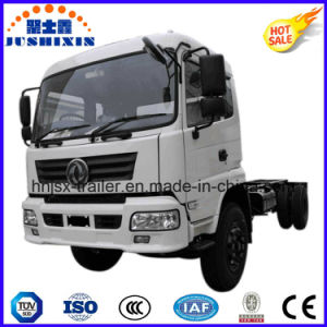 10cbm Dongfeng Hook Arm Lifting Type Rear Loading Garbage Truck pictures & photos