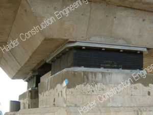 High Damping Rubber Bearings in Bridge Construction pictures & photos