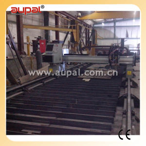 Light Gantry Type CNC Flame and Plasma Cutter (AUPAL-3000/4000)