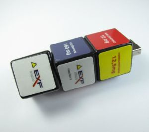 Magic Cube USB 4GB 8GB 2014 Promotional Gift pictures & photos