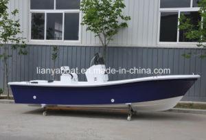 Liya 5.8m China Fiberglass Boat for Fishing Panga Fishing Boat pictures & photos