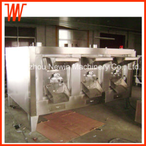 300kg/H Industrial Almond Cocoa Bean Peanut Roasting Oven pictures & photos