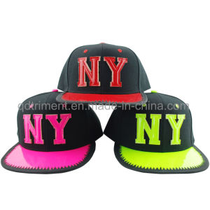Fashion Neon Color Snapback Sport Baseball Cap (TMFL0577-1) pictures & photos