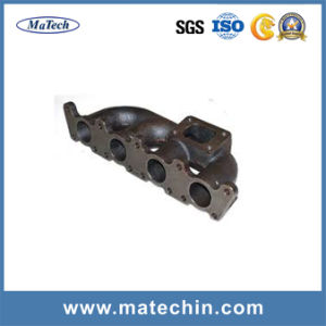 Customized Hot Sale Iron Casting for Turbo Exhaust Manifold pictures & photos