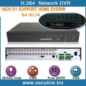 16CH Realtime H. 264 Mobile DVR (SA-8116E / SA-8116L)