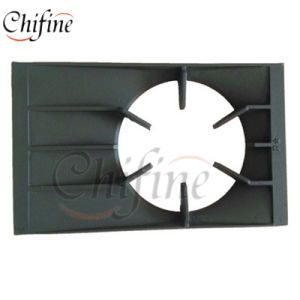 Cast Iron Gas Burner Grate Gas Stove Pan Support pictures & photos