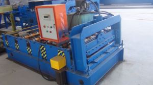 Dixin 840 Curving Roofing Roll Forming Machine pictures & photos