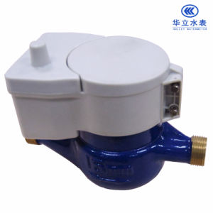 Wireless Remote Reading AMR Water Meter (LXSY-15E-25E) pictures & photos