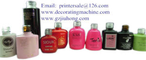 CNC Glass Bottle Screen Printing Machine pictures & photos