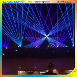 3W Blue Beam Laser Lighting