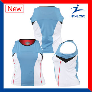 Healong Dri Fit Fully Dye Sublimated Tennis Sportswear pictures & photos