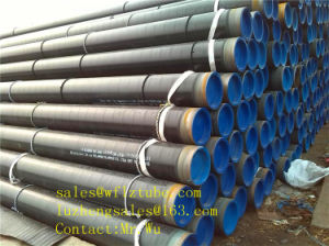 Carbon Line Pipe X52 X42 Gr. B, Carbon Pipeline 40FT, Water Pipeline X52 X56 X60 pictures & photos