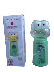 Frog Plastic Mini Water Dispenser pictures & photos