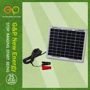 Mono Solar Photovoltaic 10W pictures & photos
