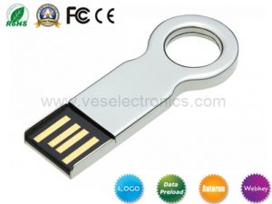 Metal USB Stick Promotional Gifts Custom USB with Logo Printed 8GB 16GB USB Key pictures & photos