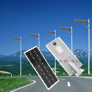 15W Integrated Solar Street Light with Factory Price pictures & photos