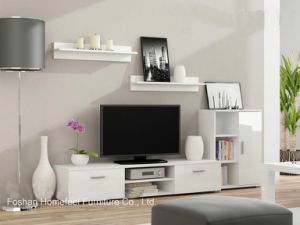 Colorful TV Cabinet with High Gloss Drawers (HHTV02) pictures & photos