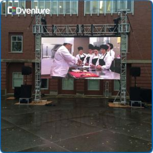 Outdoor Full Color Giant LED Panel for Rental Events pictures & photos