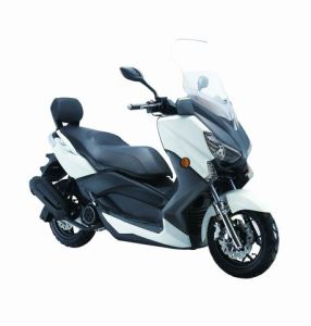 Gas Scooter 125-250cc EEC