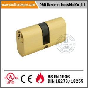 Brass Double Cylinder Lock for Wooden Door pictures & photos