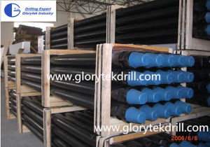 "4"" (101.6mm) Drill Pipe for Well Drilling pictures & photos"