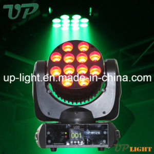 12*10W Rgwa 4in1 Beam Mini LED Moving Head pictures & photos