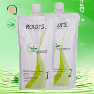 400ml*2 Kolors Hair Straightening Cream pictures & photos