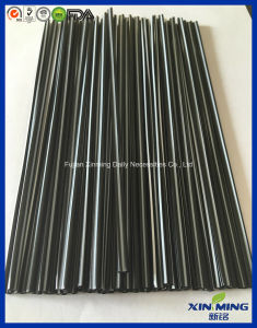 "7"" Brown Plastic Coffee Straw Stirrer, Swizzle Cocktail Stirrer pictures & photos"