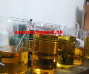 Raw Boldenone Undecylenate Steroids Oil Equipoise 200mg/Ml Injections for Muscle Gain pictures & photos