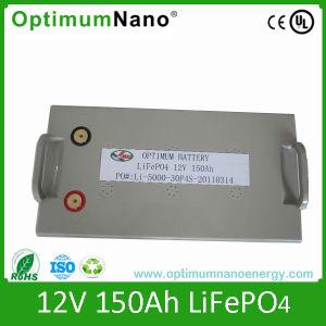 12V 120ah RV&PV System Caravan Lithium Batteries pictures & photos