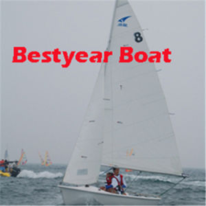 Bestyear 4.23m Laser Sail Boat pictures & photos