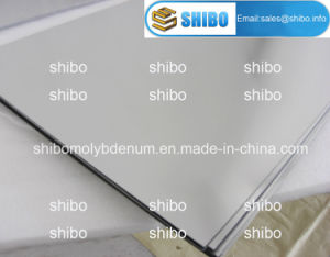 99.97% Pure Molybdenum Sheets for Sapphire Crystal Growth pictures & photos