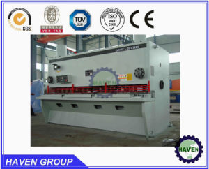 QC11Y-6X2000 Hydraulic Guillotine Shearing Machine, Steel Plate Cutting Machine pictures & photos