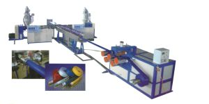 PVC Lay-Flat Hose (one layer) Extrusion Line pictures & photos
